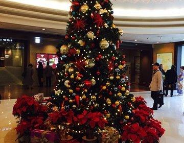 【紅葉&クリスマス】両方楽しめる!「椿山荘」でワンランク上の大人ティータイムを♡