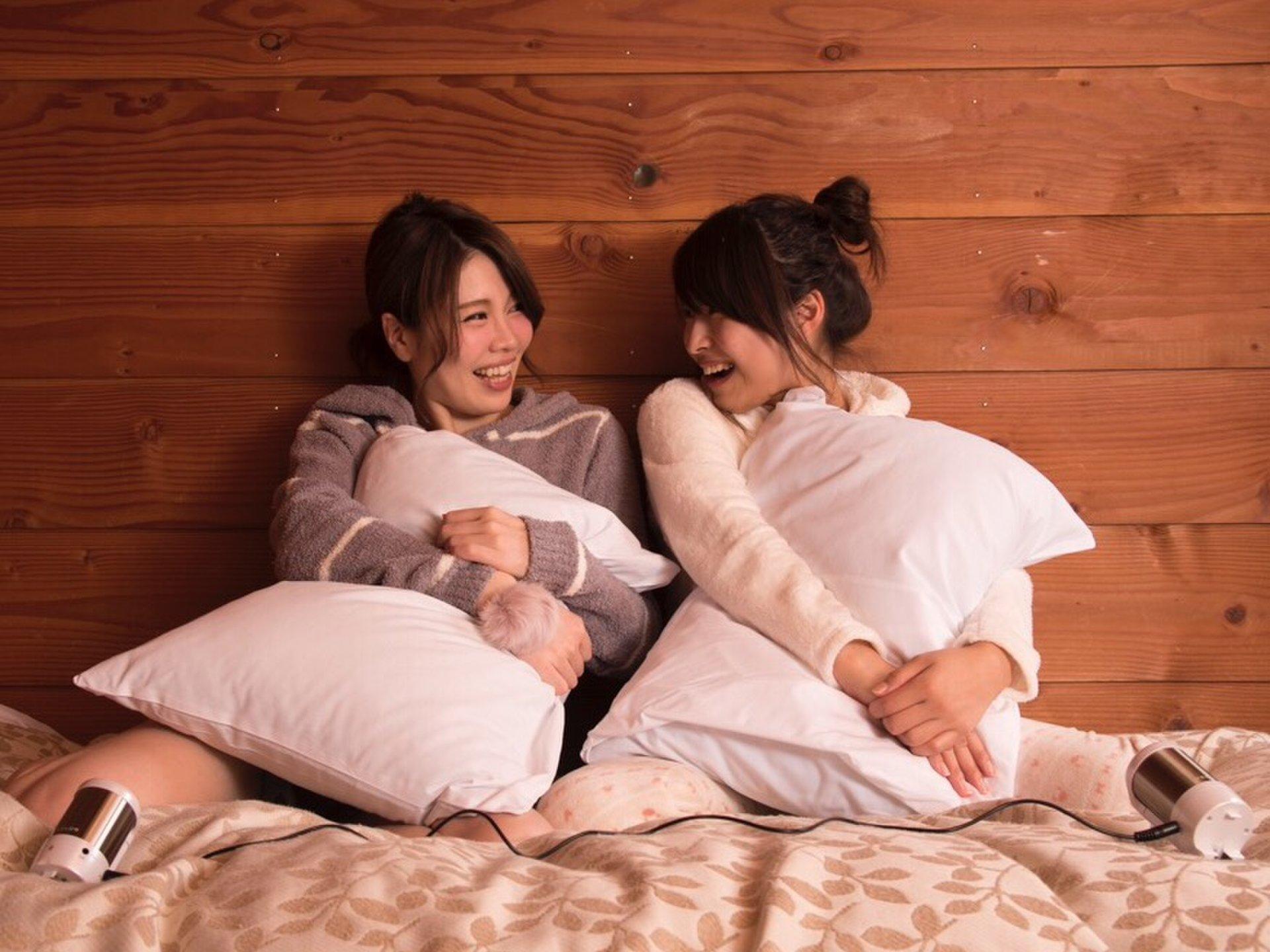可愛いパジャマとスピーカー必須。スノボ初心者持ってくものリスト!【女子旅in栃木県・ガーラ湯沢】