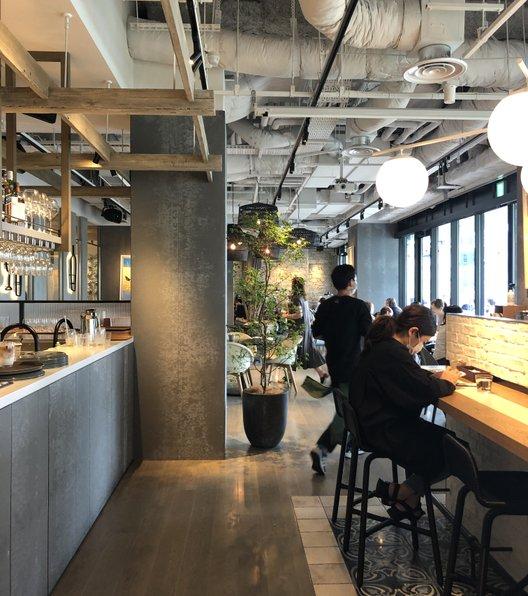 レストラン&カフェ トゥッフェ