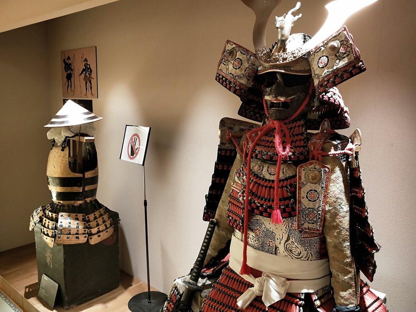 SAMURAI MUSEUM(サムライミュージアム)