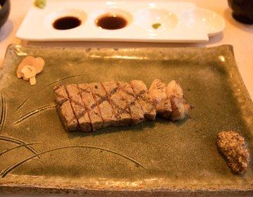 近江八幡で、近江牛のコース料理と、とろけるチーズケーキをいただく!【ディファニー、アンデケン】