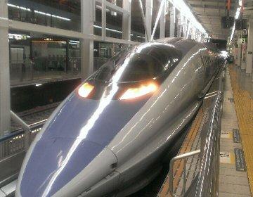 【鉄道好き集まれ!!】好きな人にはたまらない、博多駅で見られる珍しい新幹線3選!