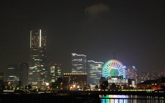 大桟橋埠頭 (Osanbashi Pier)