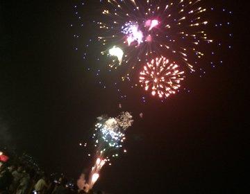 【大阪・兵庫】夏といえば花火!猪名川花火大会を楽しもう☆