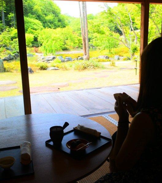 茶房 含空院