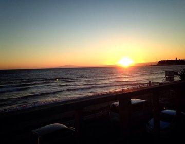 【江ノ島】デートのご飯はココで決まり!海を見ながらテラスデート【アマルフィイ デラセーラ】
