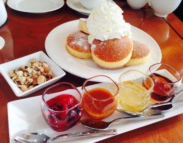 """福々たまごを使ったパンケーキとフレンチトーストが絶品!新宿の""""ラウンジ&バー サウスコート"""""""