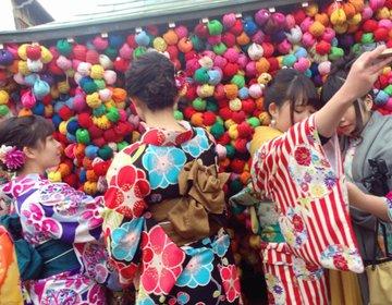 【フォトジェニックな京都】カラフルかわいい場所も♡インスタ映えするスポット3選!