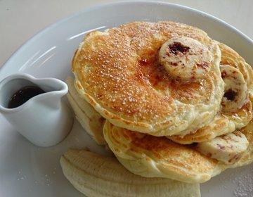 ハワイの美味しいパンケーキ!お洒落なbillsでモーニングブランチ☆