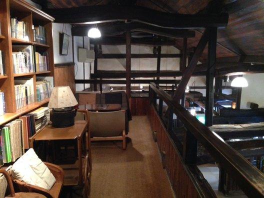 茶房 天井棧敷