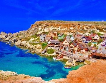 【行くなら絶対に午前中】マルタのおすすめテーマパークPOPEYE VILLAGEへ行こう!
