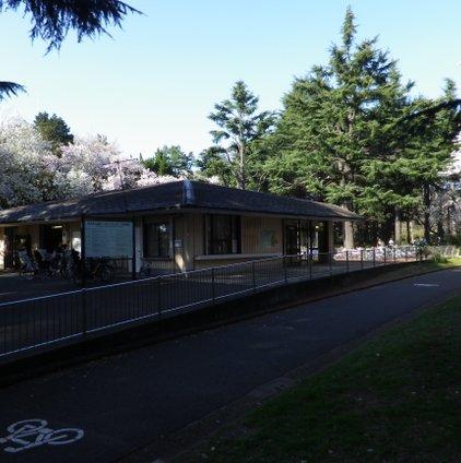 代々木公園サイクリングセンター