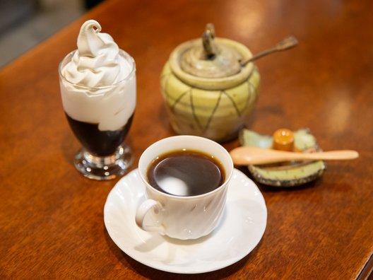 コーヒーマルシェ