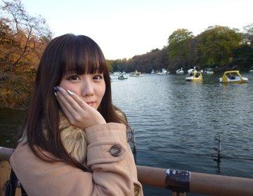 【高円寺~吉祥寺を行く】井の頭公園ボートデート!