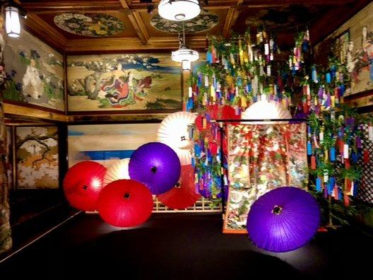 東京都指定有形文化財「百段階段」