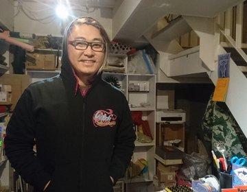 阿佐ヶ谷のアニメストリートで見つけた妖怪専門店のお店「大怪店(だいかいてん)」摩訶不思議な世界