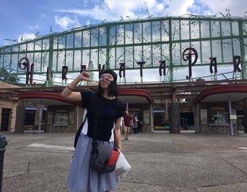 大阪っぽさを感じるテーマパーク、ひらかたパークでおまっ‼︎日本最古の遊園地の一味違う魅力とは?