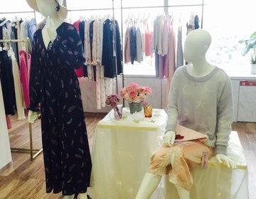 女子アナ御用達アパレル【Marblee】展示会で流行を先取りチェック!買い足すべきデート服はこの3点