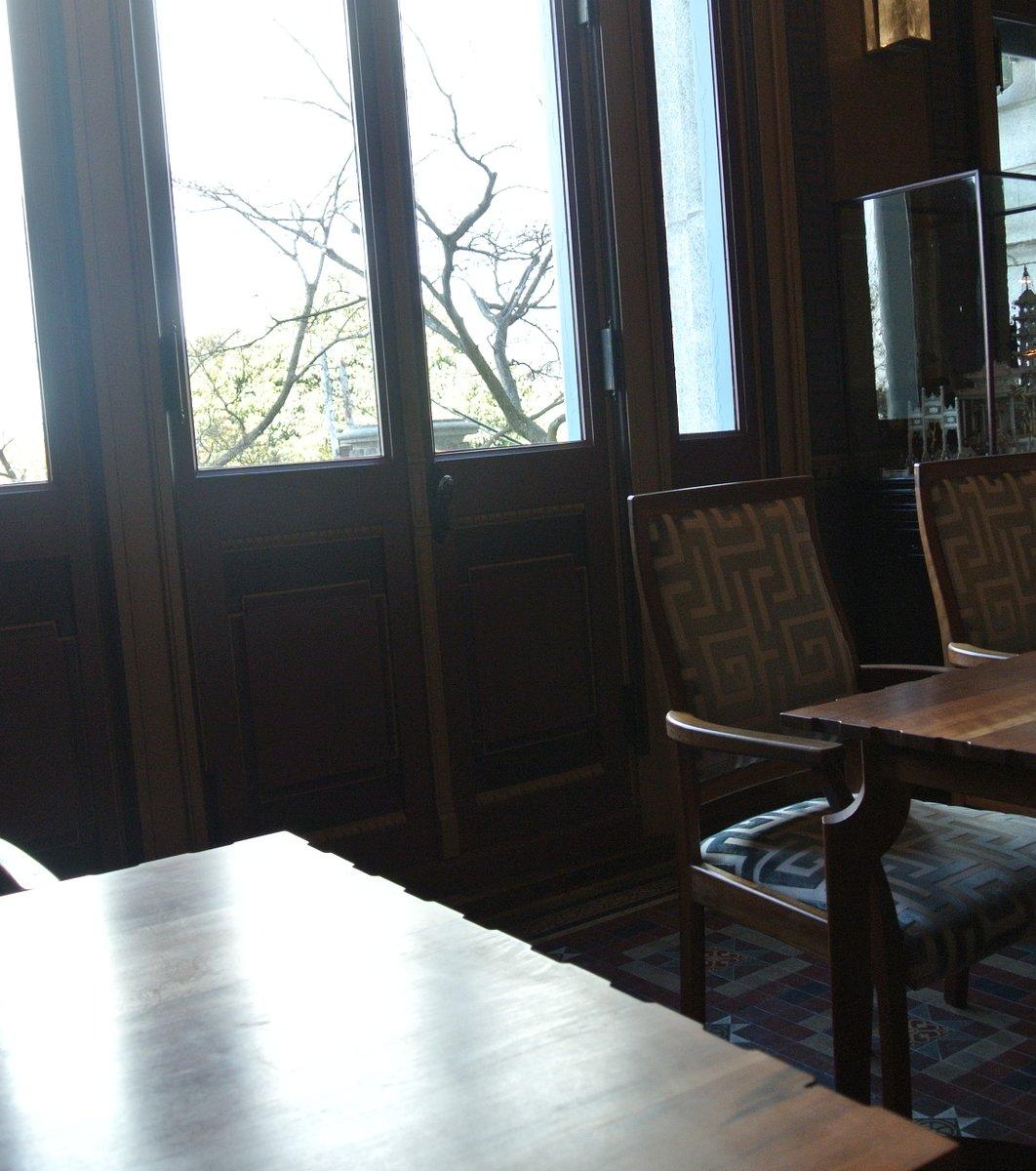 長楽館カフェ