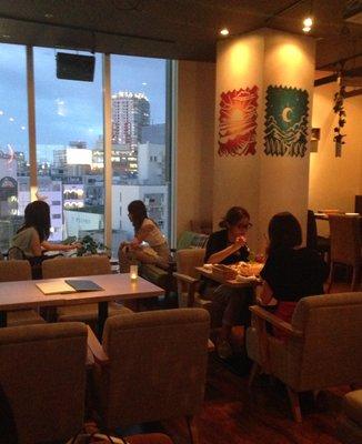 HIKARI cafe&dining meets CheeseTable 渋谷