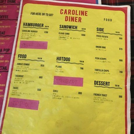 CAROLINE DINER