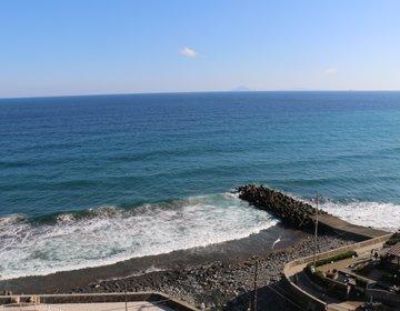 【静岡旅】三島から伊豆方面へ♪素敵な景色を満喫しながら、歴史あるパワスポを巡る!伊豆旅行1日目
