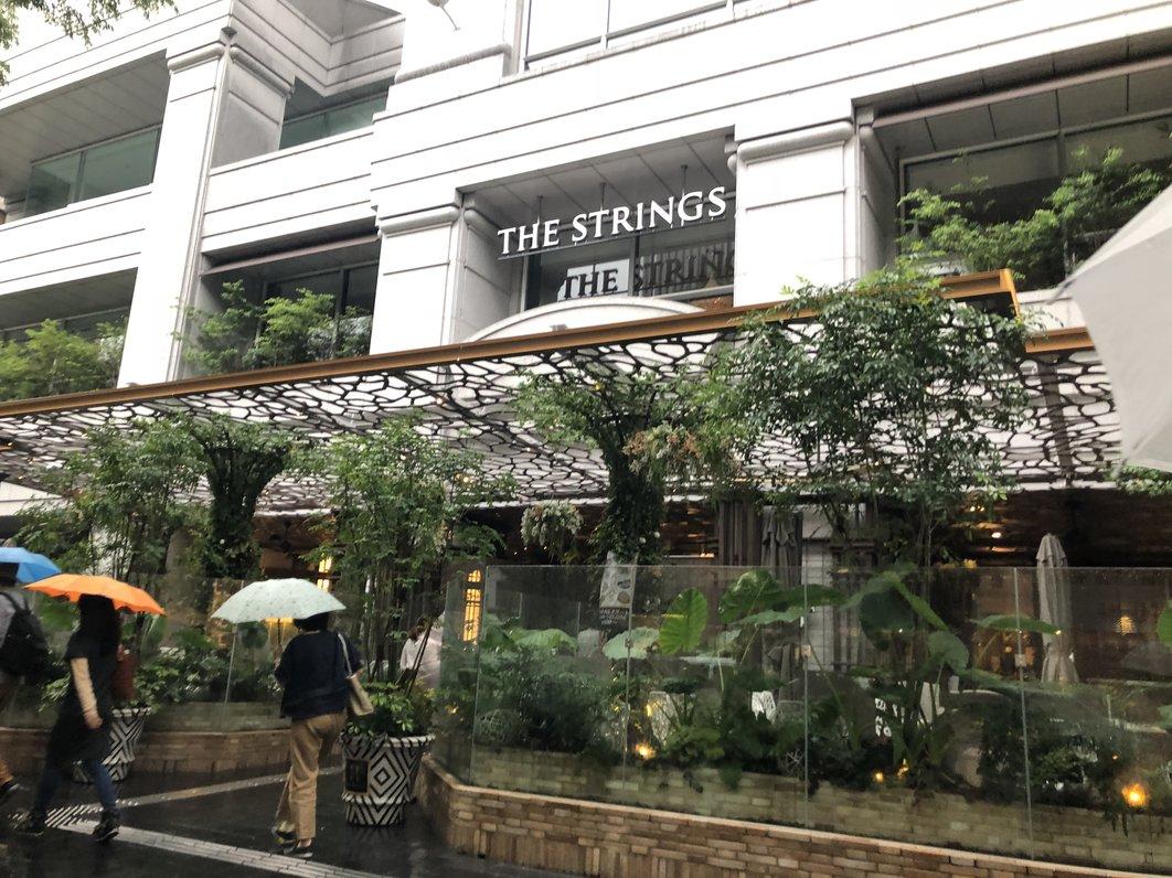 表参道 ストリングス