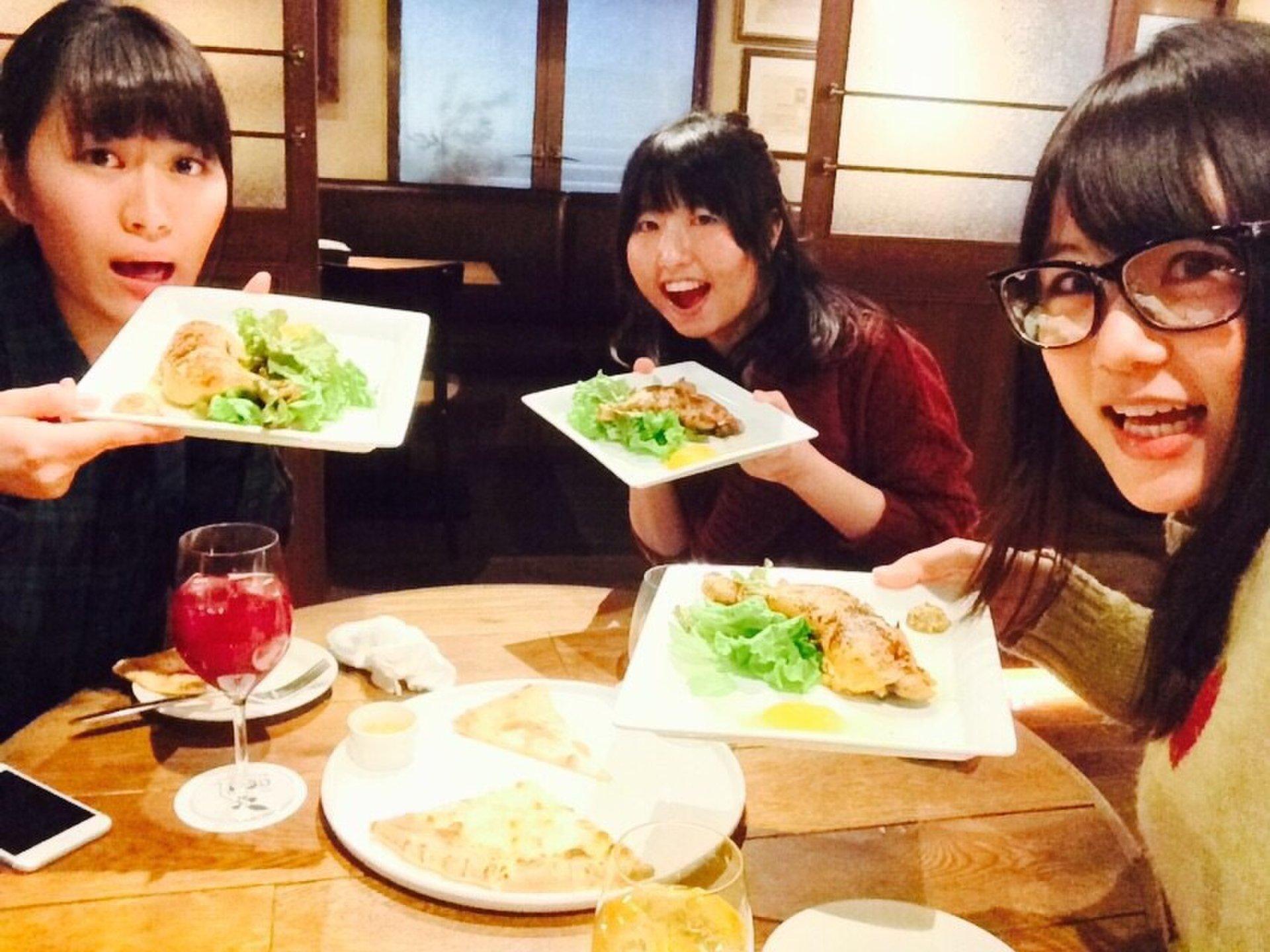 【642ロッシーニ】高田馬場で女子会ディナーしちゃおう♡おしゃれな空間がはまる♡