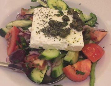 【ロンドンクィーンズウェイ】ギリシャ料理santoriniに行ってきた★★