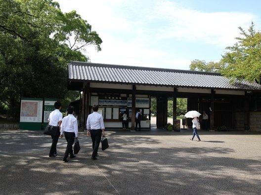 名古屋城 東門