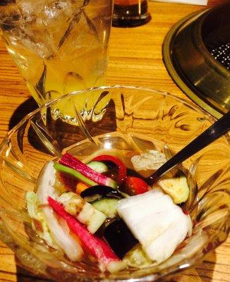 焼肉居酒家 韓の台所 道玄坂店