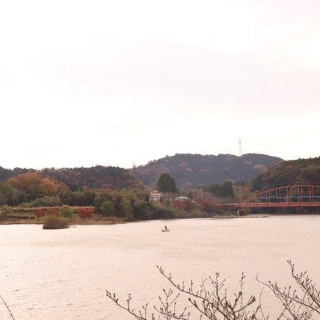 片倉ダム・笹川湖