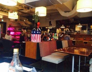 渋谷で一番センスがあるカフェ【Moja in the house】