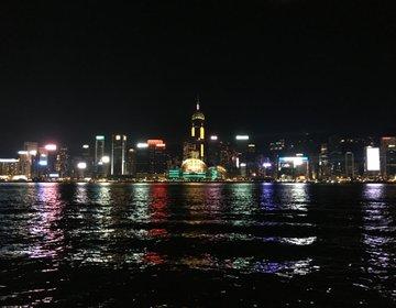 週末2日間弾丸香港に行ってきた!!!食べて飲んで、心と体も満たされる2日間になること間違いなし!