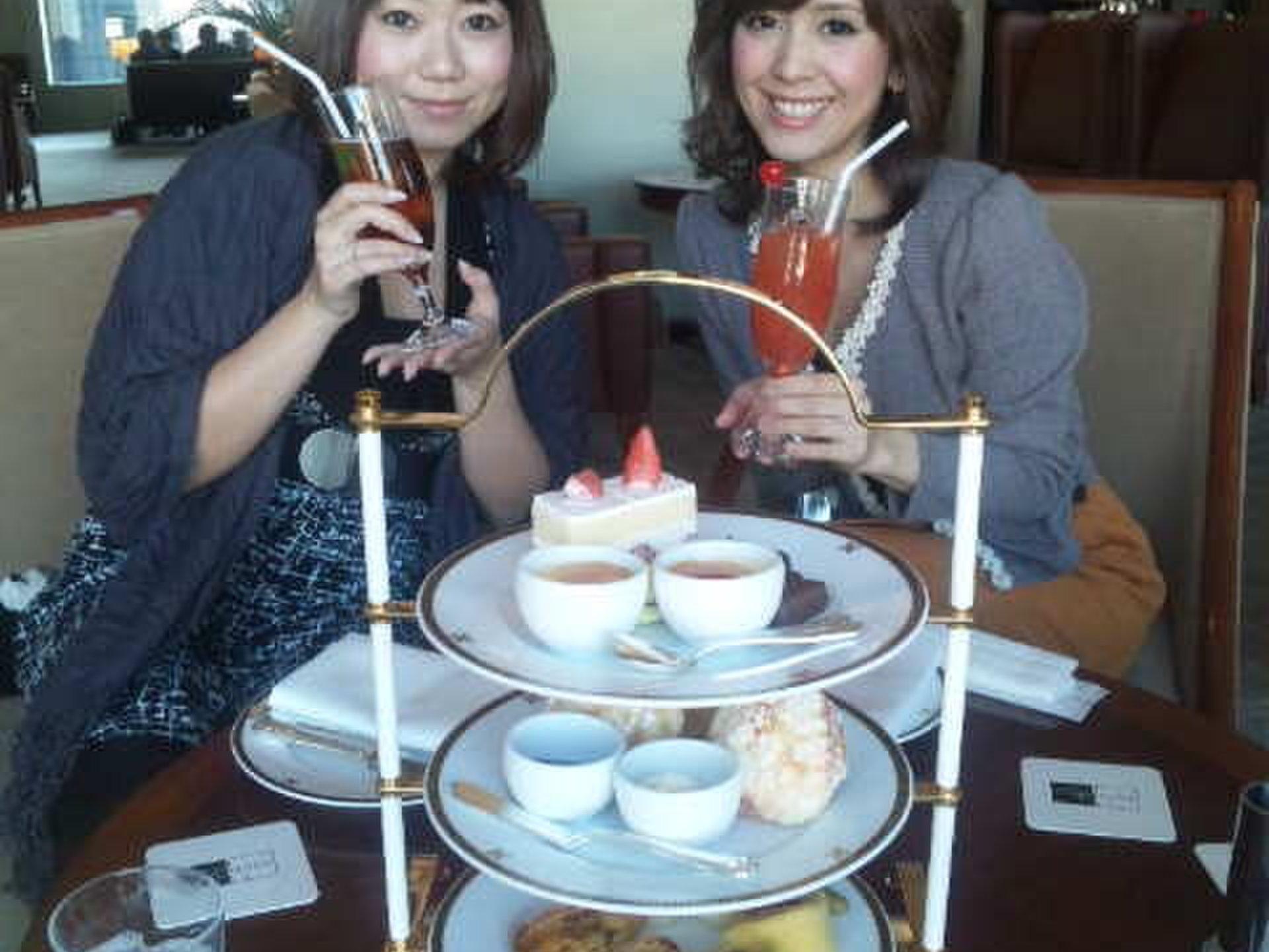 銀座や日比谷での女子会におすすめ!帝国ホテルのインペリアルラウンジでアフタヌーンティー