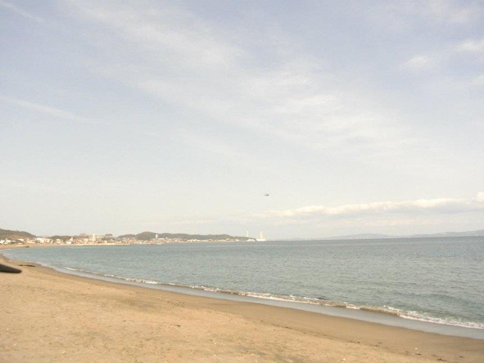 津久井浜海水浴場