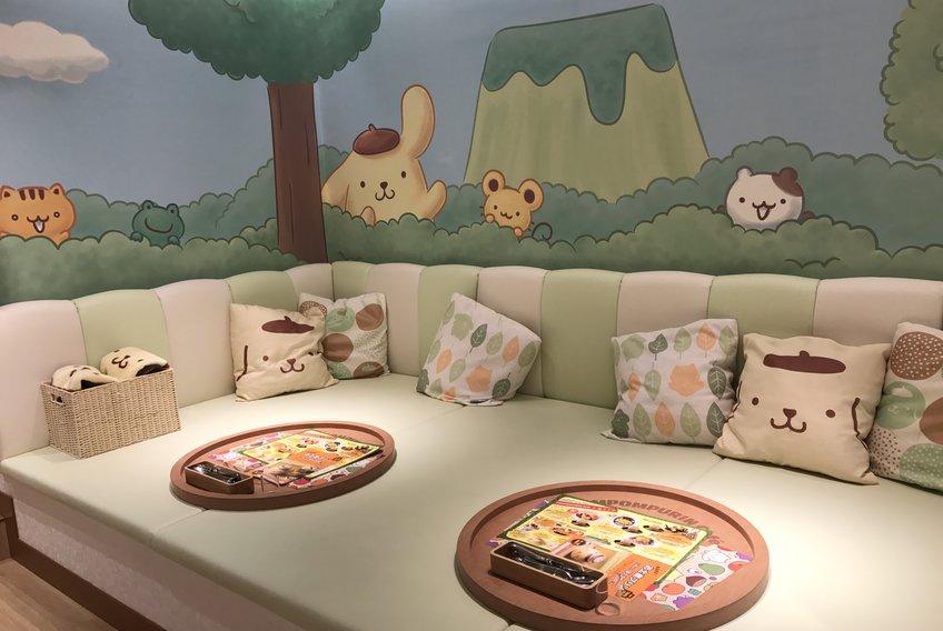 ポムポムプリンカフェ名古屋店
