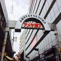 上野アメ横商店街・アメヤ横丁