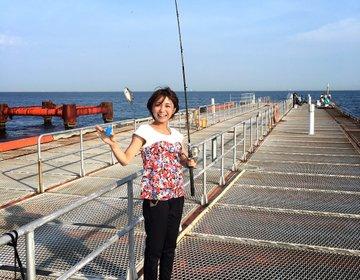 【神戸・穴場】普段のデートに飽きたならココ!三宮から30分手ぶらで海釣りが楽しめる!お得な情報も♡