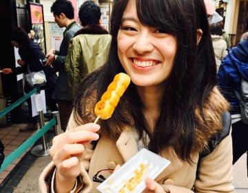 【鎌倉食べ歩き】小町通りうまいものランキング‼︎ここへ行かずに小町通りに行ったと名乗れませぬ。