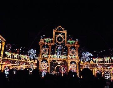 【クリスマスを過ぎてもやってる?】関東3大イルミネーションスポットの相模湖プレジャーフォレストへ!