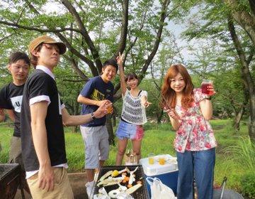 横浜でBBQ!2000円以下で機材いらず、大人数でもいけるBBQ場