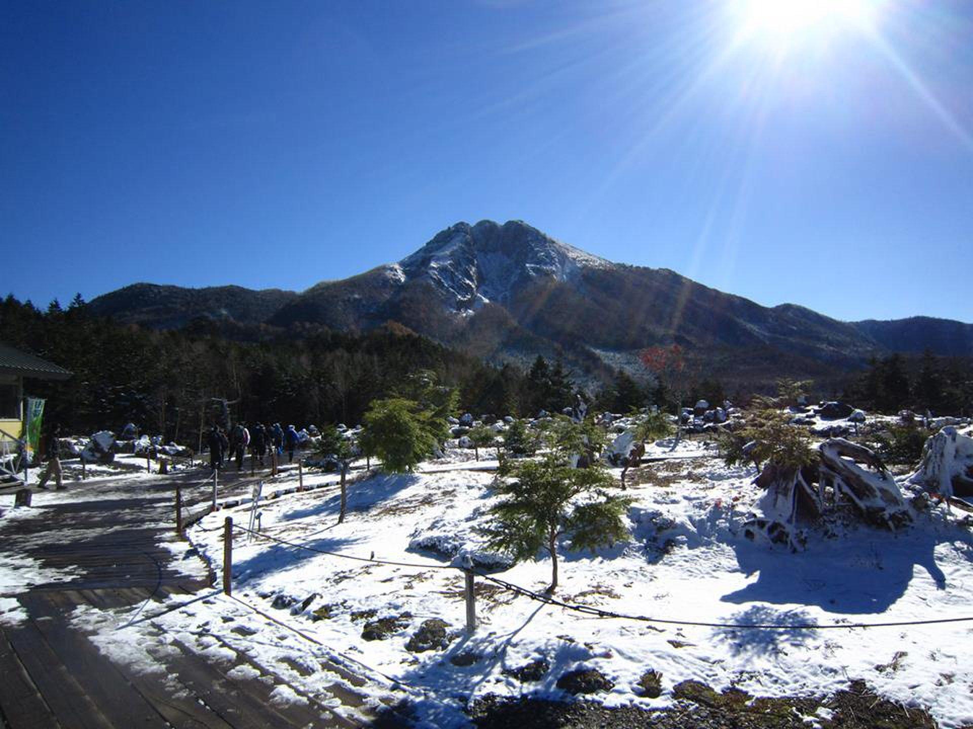 秋のおでかけやデートにおすすめ!初心者でも安心な『白根山』登山で山を満喫しよう!