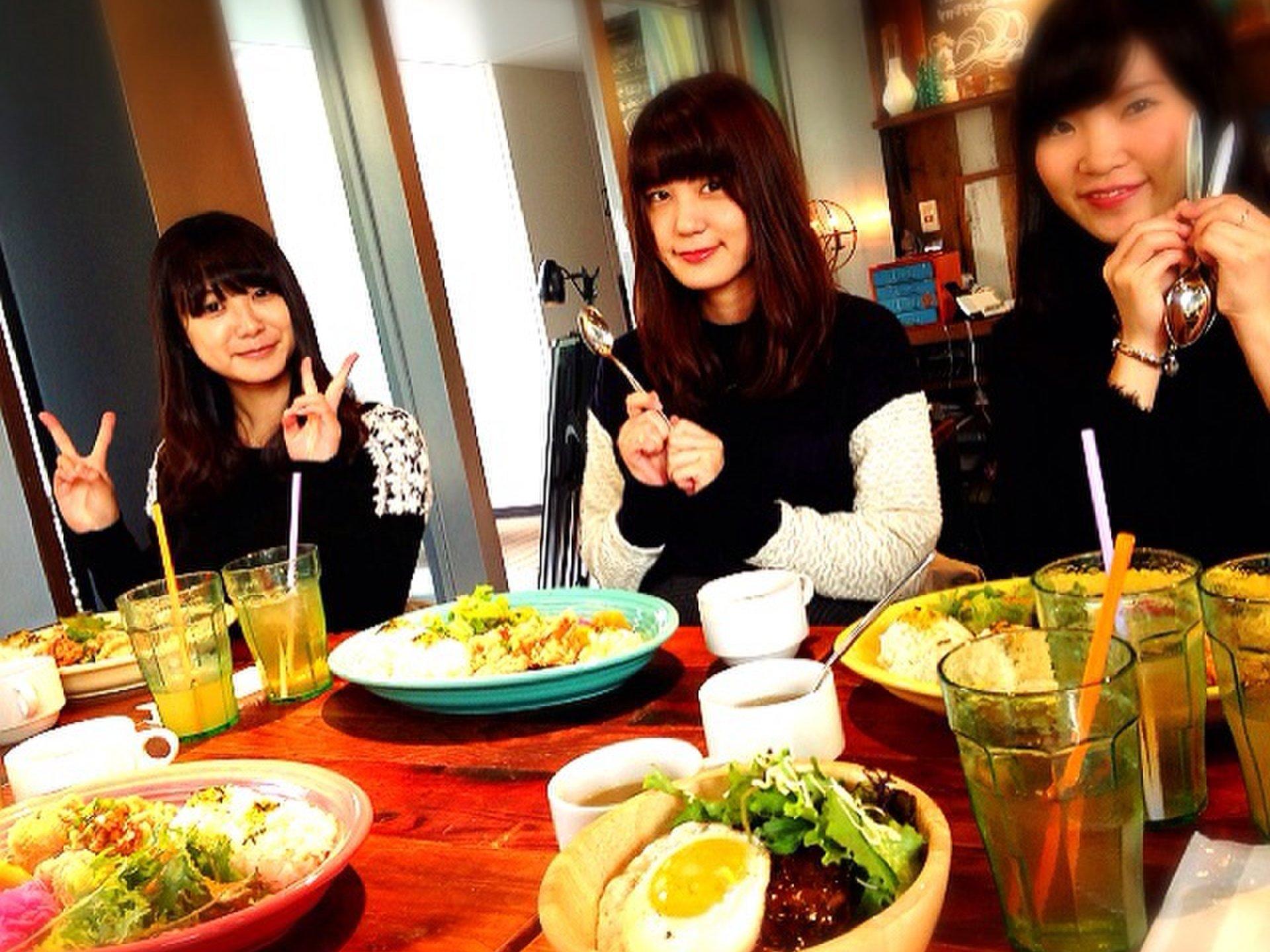 【億ションに隣接?! 】飯田橋のサクラテラスカフェで女子会!ランチにおススメのおしゃれスポット