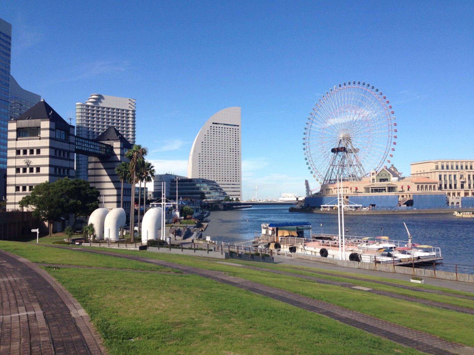 横浜・観光コース!学校終わりにおすすめスポットを散歩しながらデート!