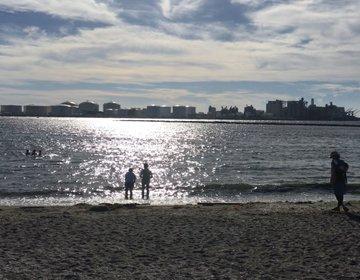 千葉みなとで景色もスイーツも楽しめる、海沿いおさんぽデート!