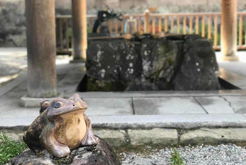 飛騨一宮水無神社