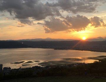 『君の名は。』のモデルの湖や夏限定のイベントを堪能!長野の諏訪エリアをドライブ