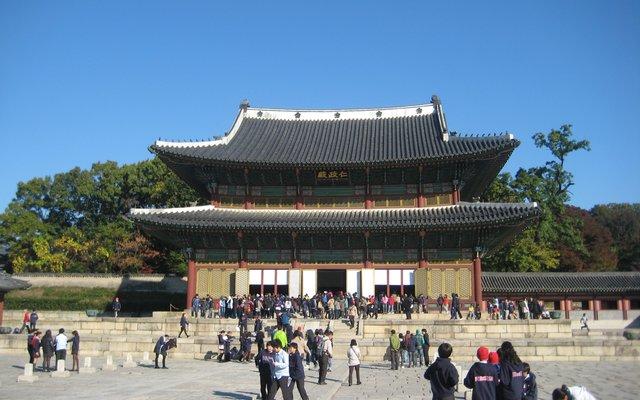 창덕궁 (昌德宮, Changdeokgung)