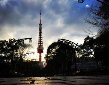 東京のシンボル東京タワー!フォトジェニックに東京タワーを撮れるスポットをご紹介その1